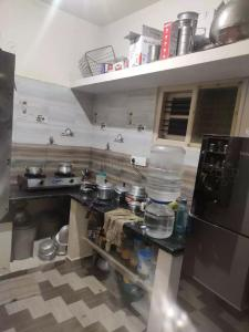 Gallery Cover Image of 1200 Sq.ft 1 BHK Independent Floor for rent in Sri Sannidhi, RR Nagar for 15500