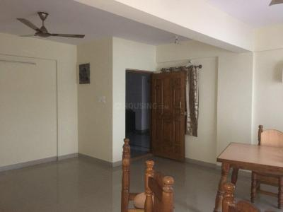 Gallery Cover Image of 1000 Sq.ft 2 BHK Apartment for rent in Hebbal Kempapura for 18000