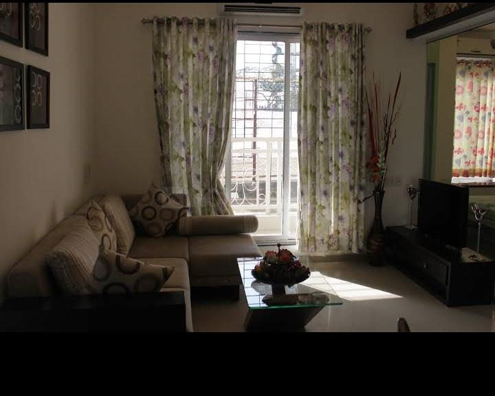 Living Room Image of 860 Sq.ft 2 BHK Apartment for rent in Bhiwandi for 10000