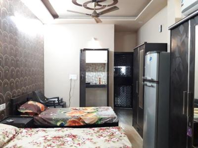 Bedroom Image of Krishna PG in Patel Nagar