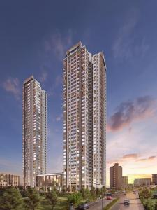 Gallery Cover Image of 999 Sq.ft 2 BHK Apartment for buy in Kandivali East for 18400000