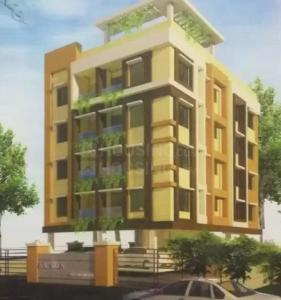 Gallery Cover Image of 1050 Sq.ft 3 BHK Apartment for buy in New Town Society, New Town for 5200000