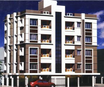 Gallery Cover Image of 750 Sq.ft 2 BHK Apartment for buy in Nayabad for 2300000