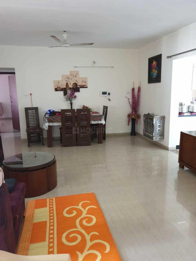 Living Room Image of 1150 Sq.ft 2 BHK Apartment for rent in Wakad for 24000