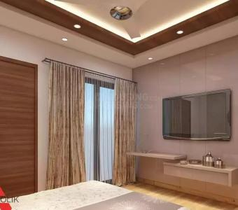 Gallery Cover Image of 1172 Sq.ft 3 BHK Independent Floor for buy in Amolik Residency, Sector 86 for 4800000