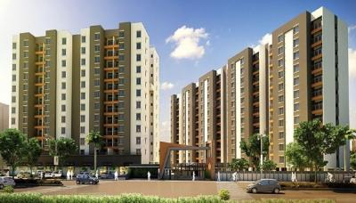 Gallery Cover Image of 1005 Sq.ft 2 BHK Apartment for buy in Thergaon for 5921000
