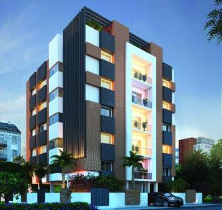 Gallery Cover Image of 1480 Sq.ft 3 BHK Apartment for buy in Begumpet for 13000000