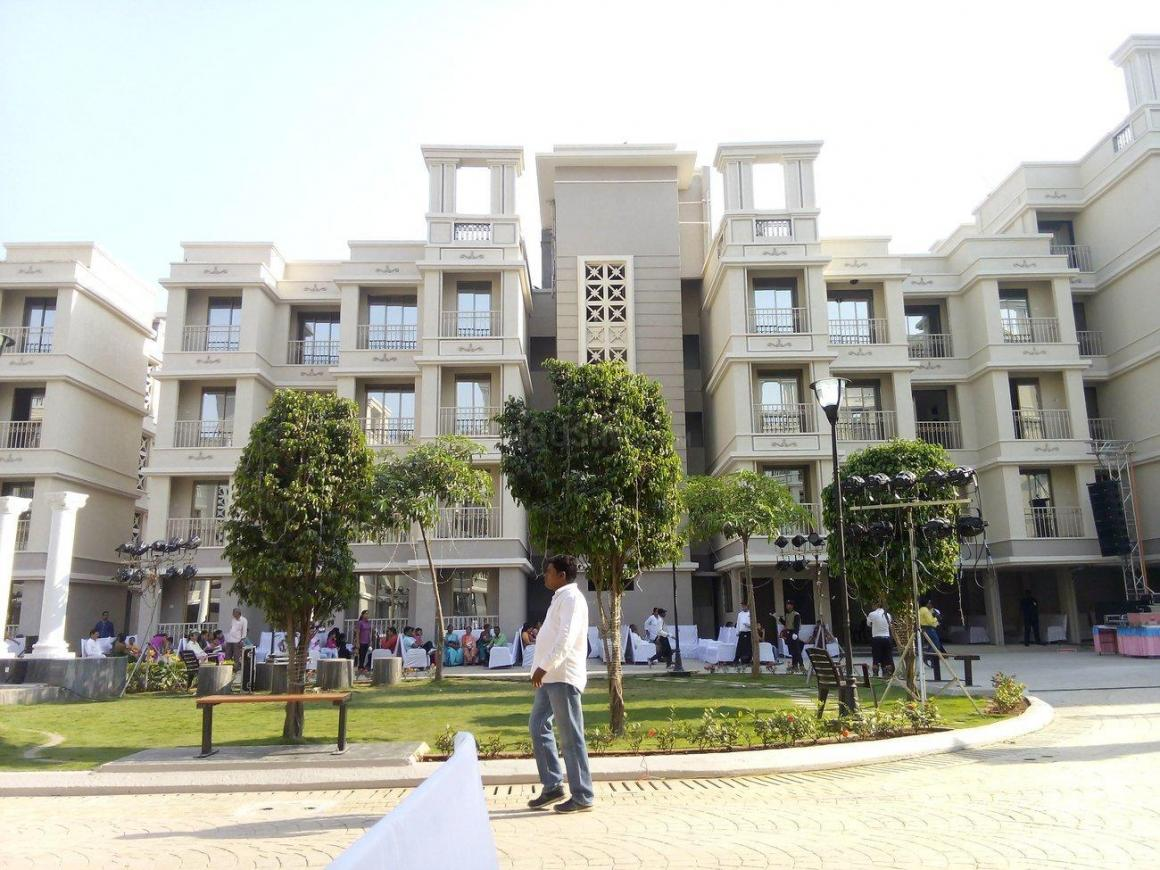 Building Image of 805 Sq.ft 2 BHK Apartment for rent in Neral for 10000