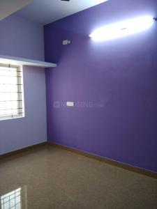Gallery Cover Image of 450 Sq.ft 1 BHK Independent Floor for rent in Yeshwanthpur for 9000