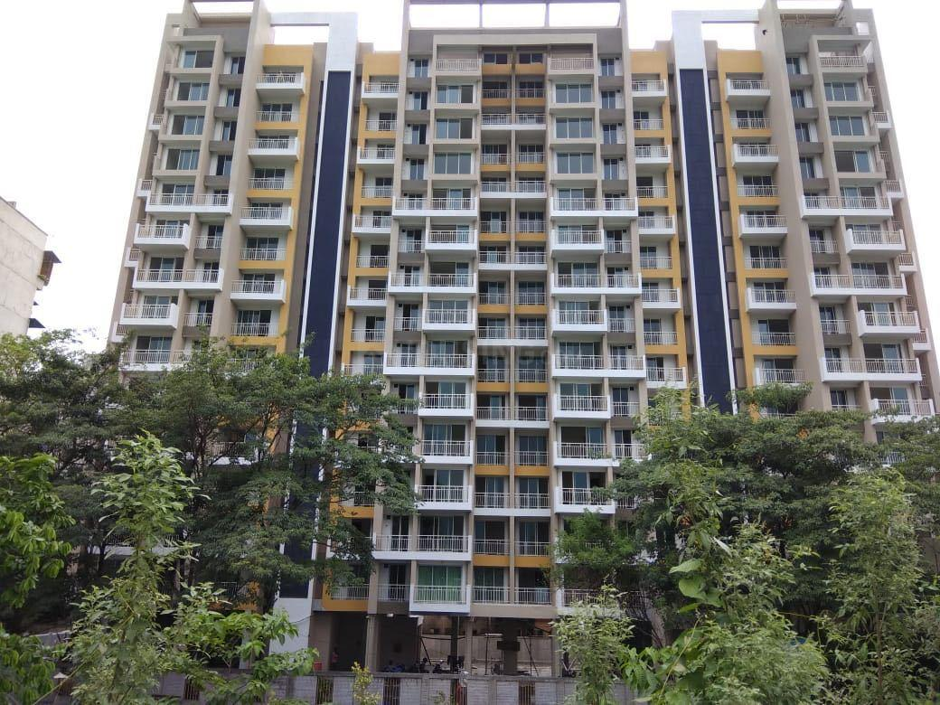 Building Image of 1103 Sq.ft 2 BHK Apartment for buy in New Panvel East for 9600000