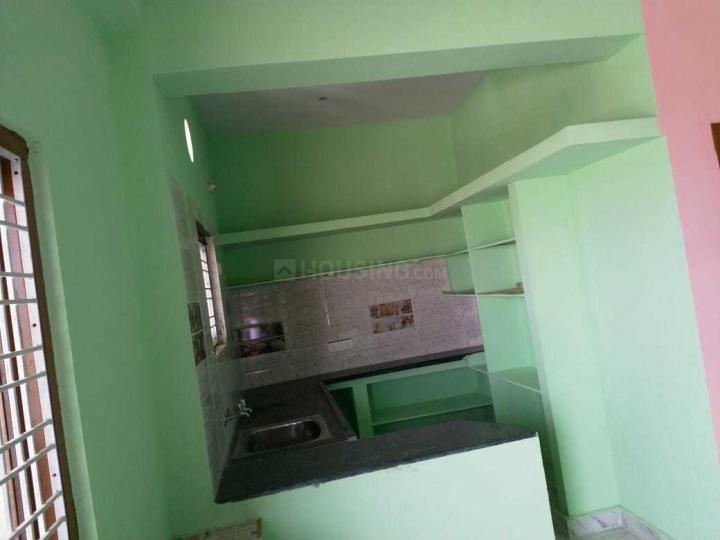 Kitchen Image of 450 Sq.ft 1 BHK Apartment for rent in Gajularamaram for 7000