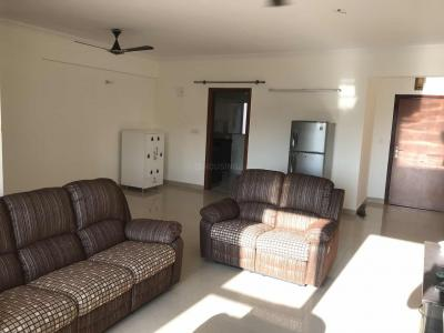 Gallery Cover Image of 1875 Sq.ft 3 BHK Apartment for rent in Jalahalli for 28000
