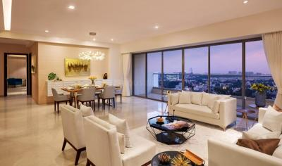 Gallery Cover Image of 2344 Sq.ft 3 BHK Apartment for buy in J. P. Nagar for 44000000