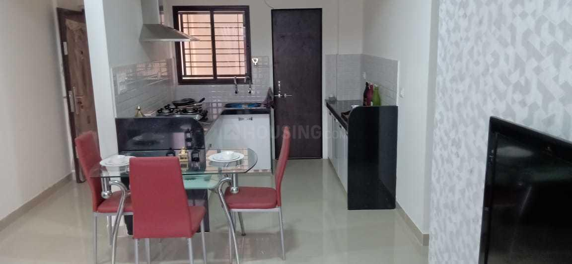Kitchen Image of 750 Sq.ft 2 BHK Apartment for buy in Hingna for 2473500
