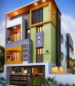Gallery Cover Image of 752 Sq.ft 2 BHK Apartment for buy in Pammal for 2707200