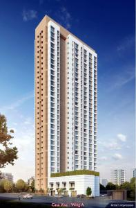 Gallery Cover Image of 846 Sq.ft 2 BHK Apartment for buy in Casa Viva, Thane West for 10900000