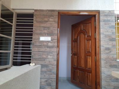 Gallery Cover Image of 850 Sq.ft 2 BHK Independent Floor for rent in R.K. Hegde Nagar for 13000