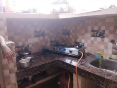 Kitchen Image of Shree Narayan PG For Girls in Laxmi Nagar