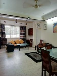 Gallery Cover Image of 1150 Sq.ft 3 BHK Apartment for rent in Crescent Imperia, Santacruz East for 57000