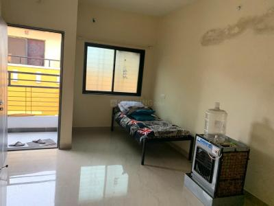 Gallery Cover Image of 480 Sq.ft 1 RK Independent Floor for rent in Mundhwa for 8000