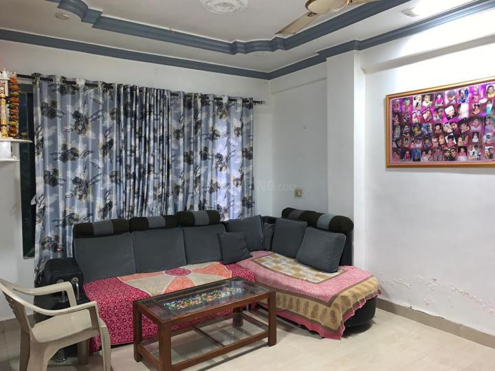 Living Room Image of 1000 Sq.ft 2 BHK Apartment for rent in Naigaon West for 10000