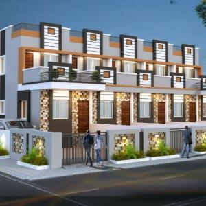 Gallery Cover Image of 850 Sq.ft 1 BHK Independent House for buy in Ahmednagar for 2600000