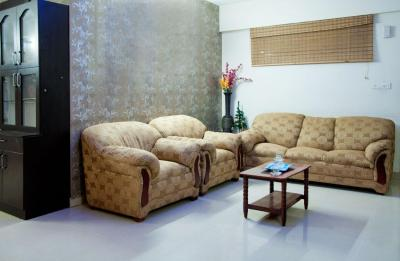 Living Room Image of PG 4642203 K R Puram in Krishnarajapura