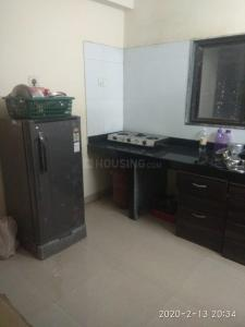 Kitchen Image of Suraj PG in Thane West
