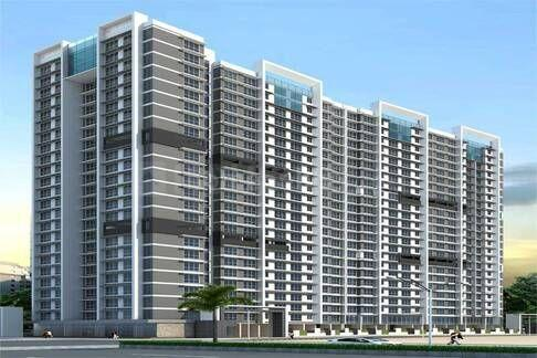 Building Image of 697 Sq.ft 1 BHK Apartment for buy in Sethia Kalpavruksh Heights, Kandivali West for 10000000