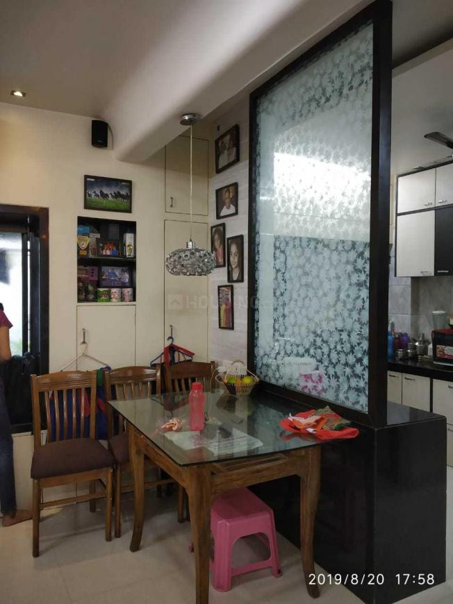 Dining Area Image of 811 Sq.ft 1 BHK Apartment for buy in Sion for 11500000
