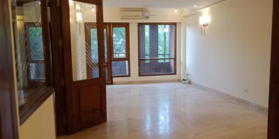 Gallery Cover Image of 4500 Sq.ft 3 BHK Independent Floor for rent in Saket for 90000