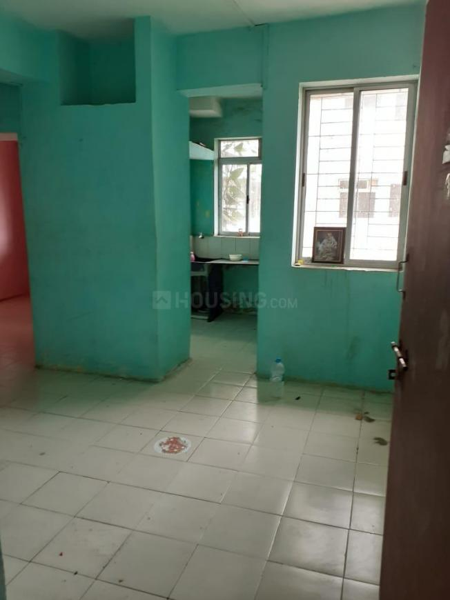 Living Room Image of 500 Sq.ft 1 BHK Independent House for rent in Kalwa for 6500