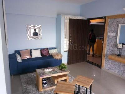 Gallery Cover Image of 620 Sq.ft 1 BHK Apartment for rent in Undri for 7500