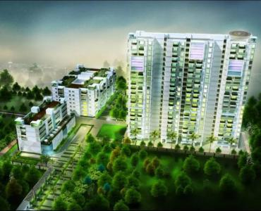 Gallery Cover Image of 1750 Sq.ft 3 BHK Apartment for buy in Green City Eutopia, BTM Layout for 15750000