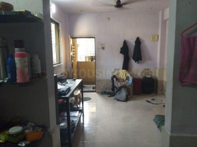 Gallery Cover Image of 300 Sq.ft 1 RK Independent House for rent in Kopar Khairane for 6500