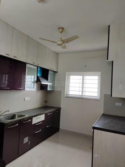 Kitchen Image of 1274 Sq.ft 2 BHK Apartment for rent in Gachibowli for 30000