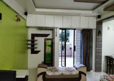 Gallery Cover Image of 1500 Sq.ft 3 BHK Apartment for rent in Chinchwad for 40000