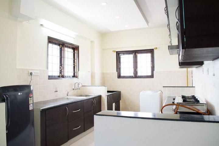 Kitchen Image of PG 4642336 K R Puram in Krishnarajapura