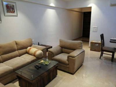 Gallery Cover Image of 1155 Sq.ft 3 BHK Apartment for rent in DB Woods by DB Realty, Goregaon East for 65000
