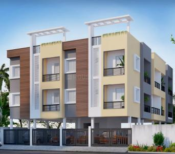Gallery Cover Image of 1289 Sq.ft 3 BHK Apartment for buy in Tambaram for 6372000