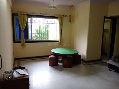 Gallery Cover Image of 620 Sq.ft 2 BHK Apartment for rent in Nyati Shubharambh Complex, Thane West for 24000