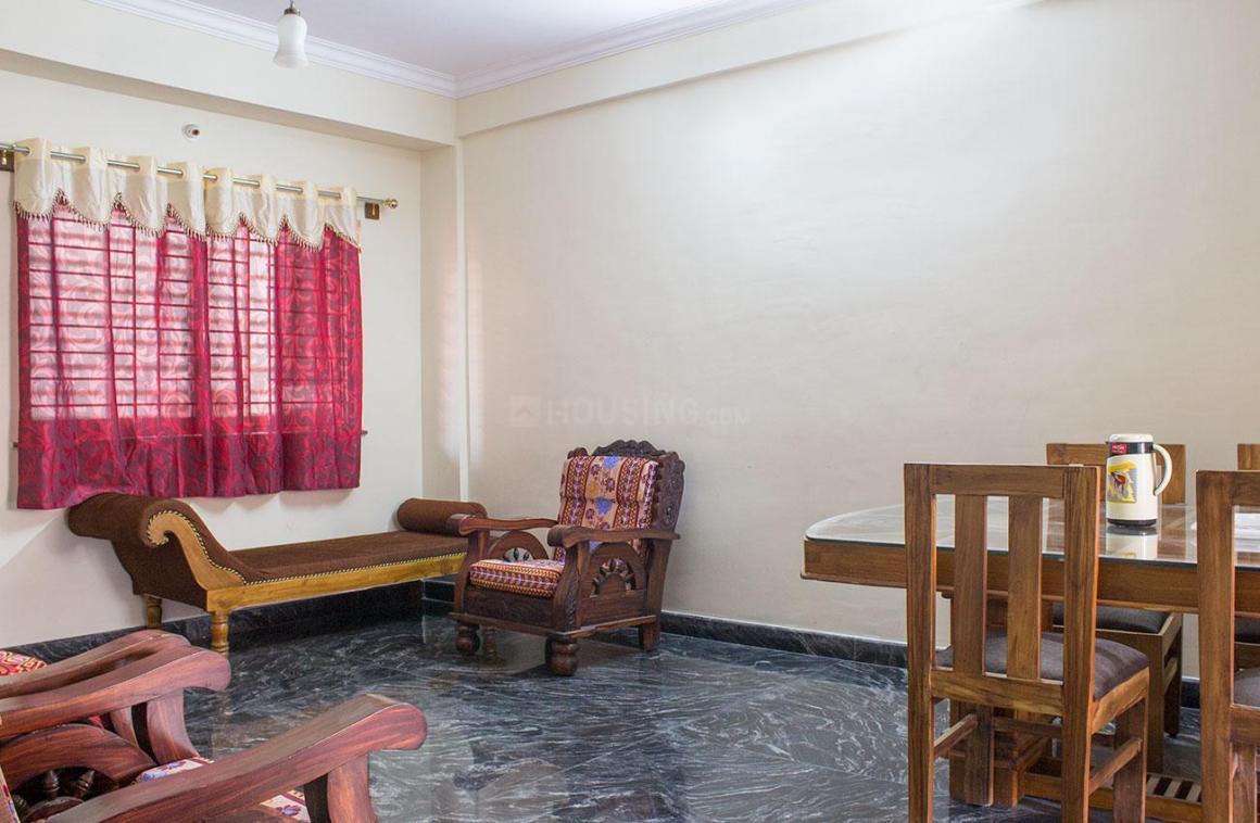 Living Room Image of PG 4643642 Maruthi Sevanagar in Maruthi Sevanagar