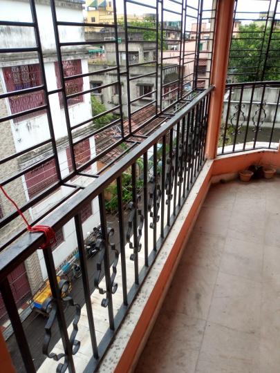 Balcony Image of Uttam Saha Choudhury in Kasba