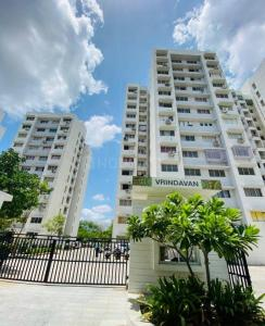 Gallery Cover Image of 600 Sq.ft 1 BHK Apartment for rent in Godrej Garden City, Chandkheda for 9000