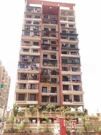 Building Image of 1100 Sq.ft 2 BHK Apartment for rent in Kalamboli for 14000