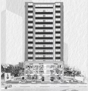 Gallery Cover Image of 1530 Sq.ft 3 BHK Apartment for buy in Omkar Vivanta Heights, Bhadaj for 6290000