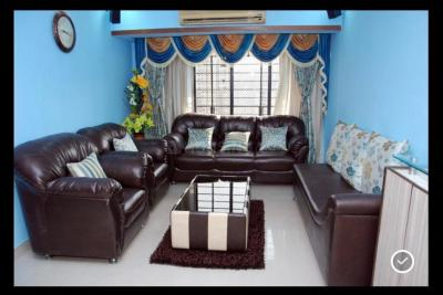 Gallery Cover Image of 1450 Sq.ft 3 BHK Apartment for rent in Malad East for 60000