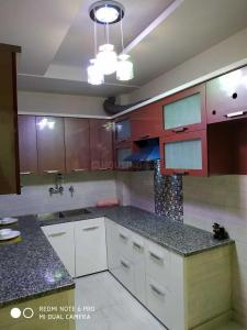 Gallery Cover Image of 1000 Sq.ft 3 BHK Apartment for rent in Dwarka Mor for 15000