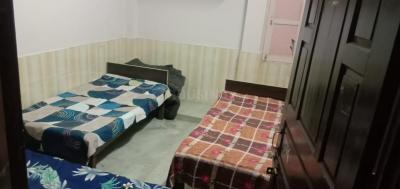 Bedroom Image of Priyanka Girls And Boys PG in Dwarka Mor