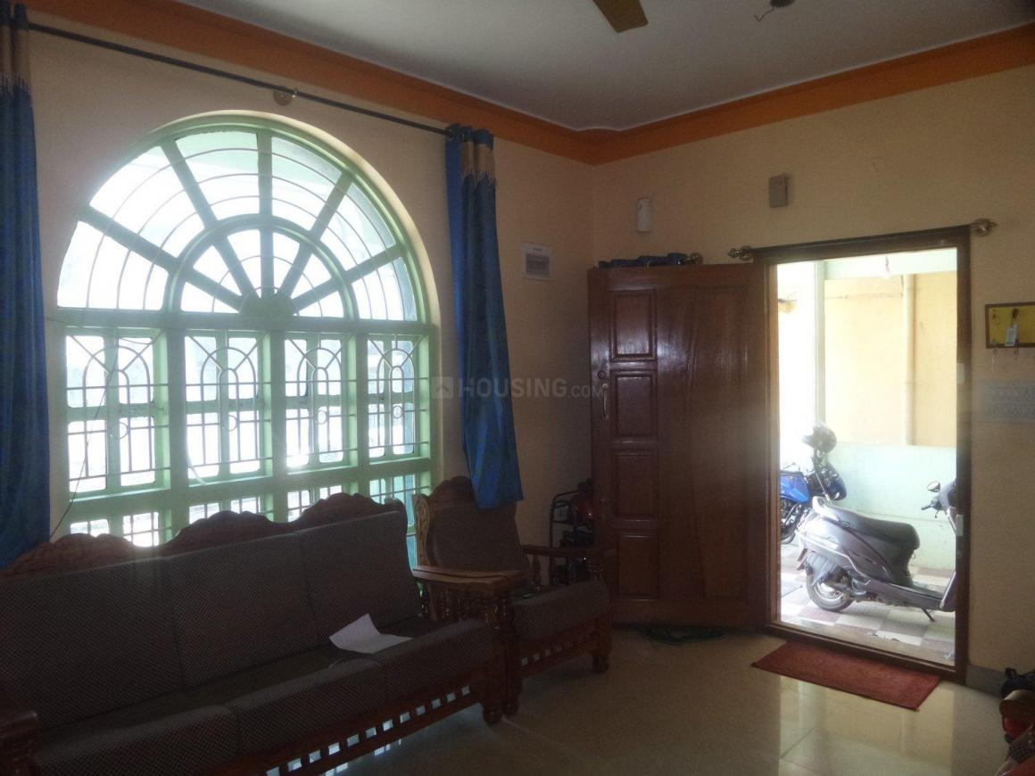 Living Room Image of 1000 Sq.ft 2 BHK Independent Floor for rent in Horamavu for 15000